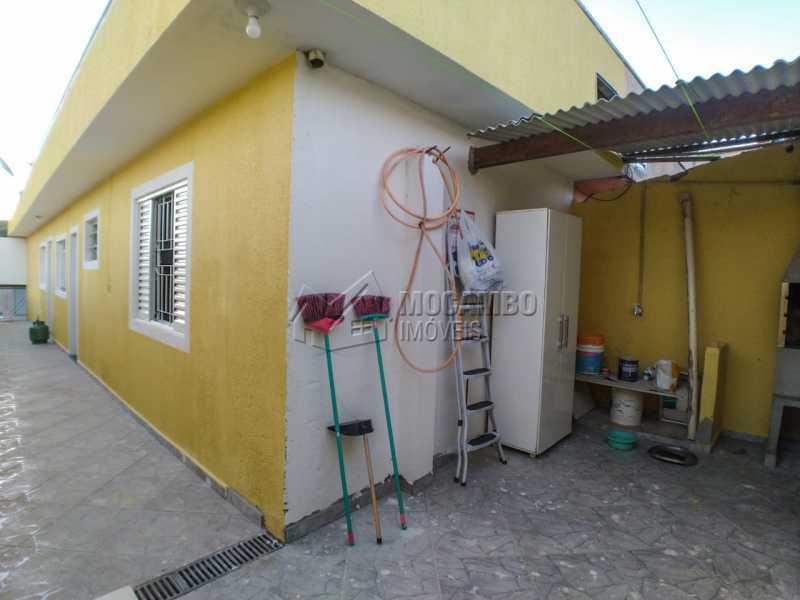 Quintal - Casa 2 quartos à venda Itatiba,SP - R$ 260.000 - FCCA21474 - 6