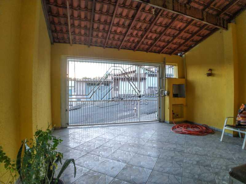 Garagem - Casa 2 quartos à venda Itatiba,SP - R$ 260.000 - FCCA21474 - 3