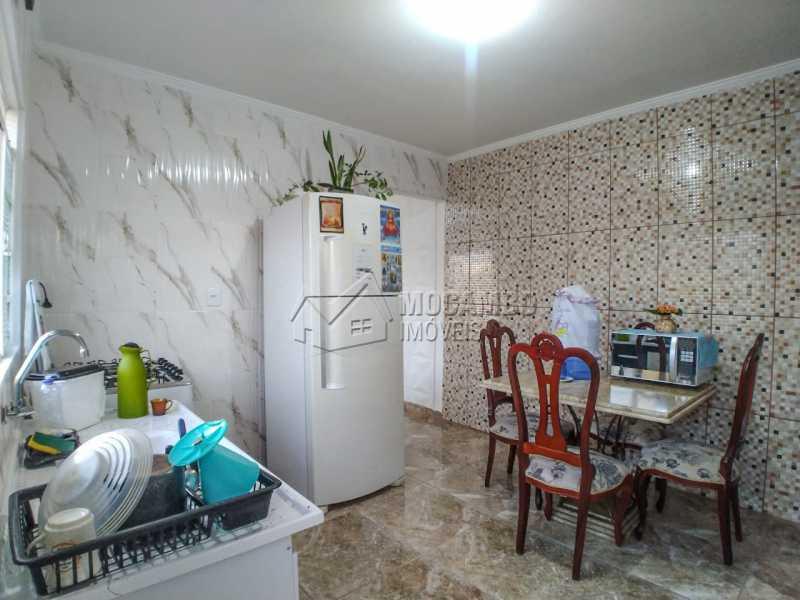 Cozinha - Casa 2 quartos à venda Itatiba,SP - R$ 260.000 - FCCA21474 - 11