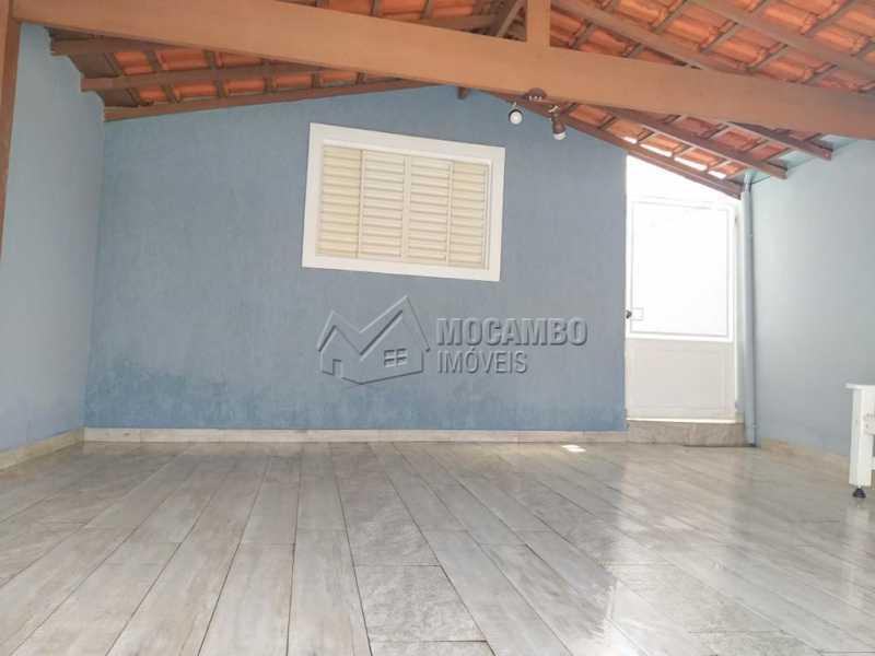 Garagem - Casa 3 quartos à venda Itatiba,SP - R$ 420.000 - FCCA31463 - 10