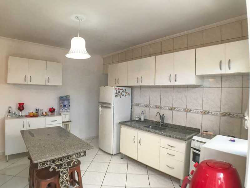 Cozinha - Casa 3 quartos à venda Itatiba,SP - R$ 420.000 - FCCA31463 - 4