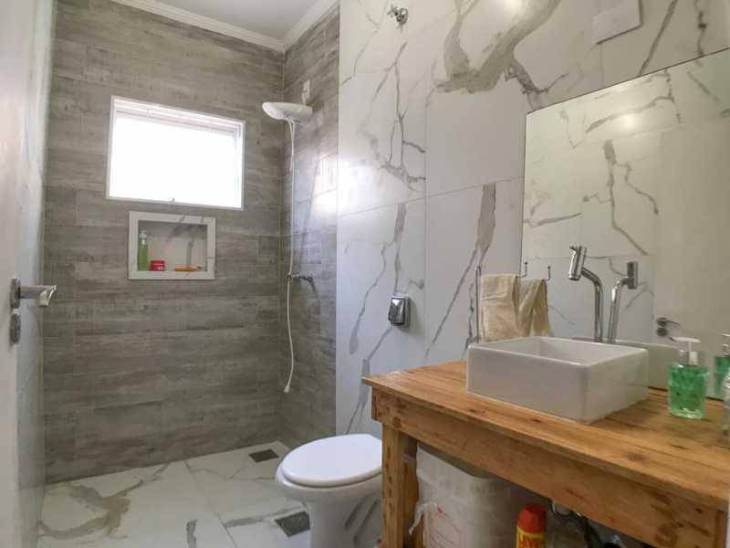 Banheiro - Casa 3 quartos à venda Itatiba,SP - R$ 420.000 - FCCA31463 - 9