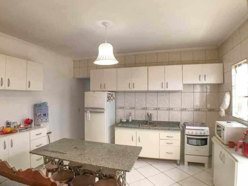 Cozinha - Casa 3 quartos à venda Itatiba,SP - R$ 420.000 - FCCA31463 - 3