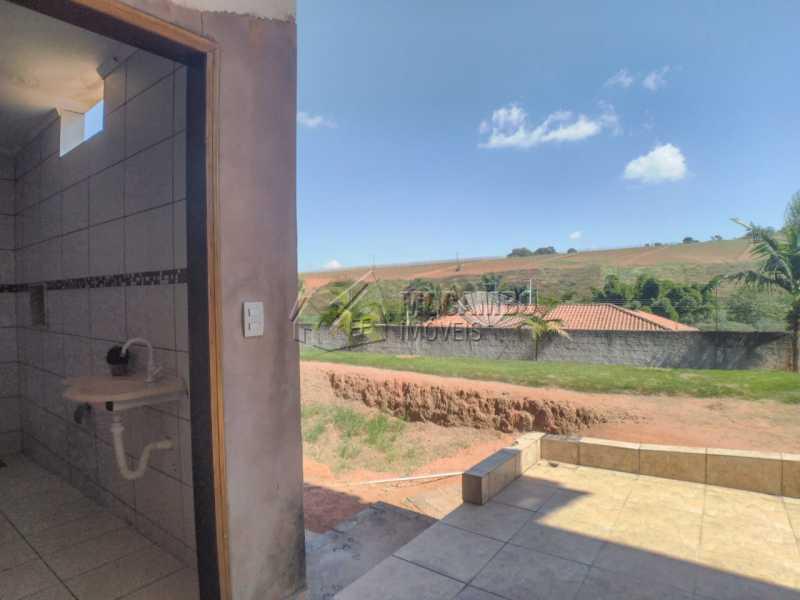 Banheiro área gourmet - Casa em Condomínio 3 quartos à venda Itatiba,SP - R$ 780.000 - FCCN30537 - 29