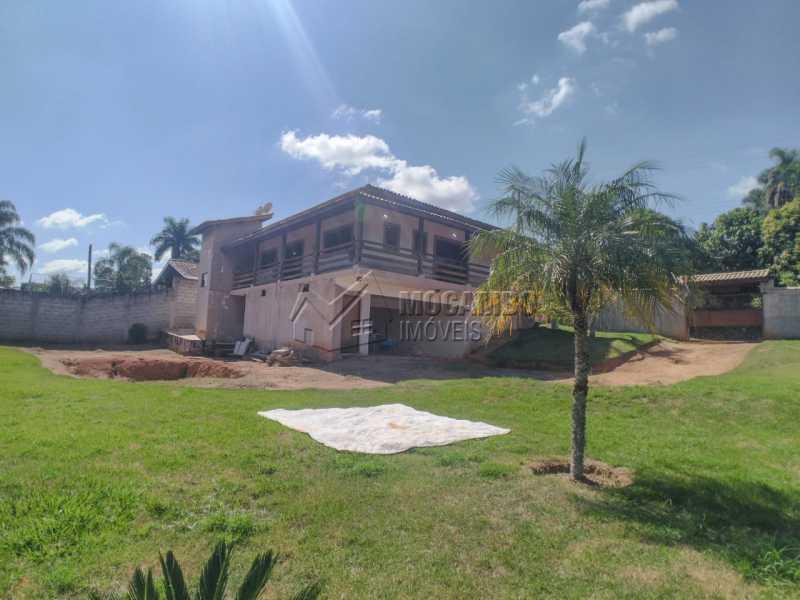 Quintal - Casa em Condomínio 3 quartos à venda Itatiba,SP - R$ 780.000 - FCCN30537 - 23