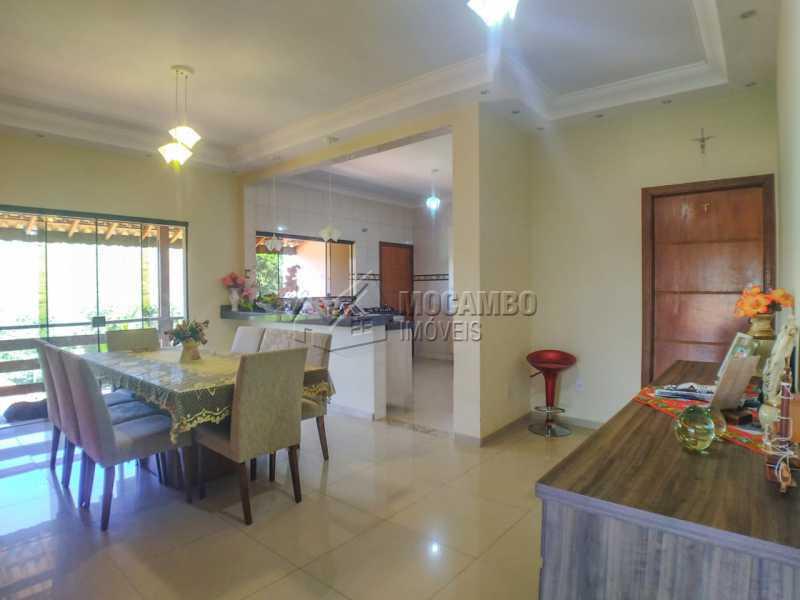Jantar - Casa em Condomínio 3 quartos à venda Itatiba,SP - R$ 780.000 - FCCN30537 - 8