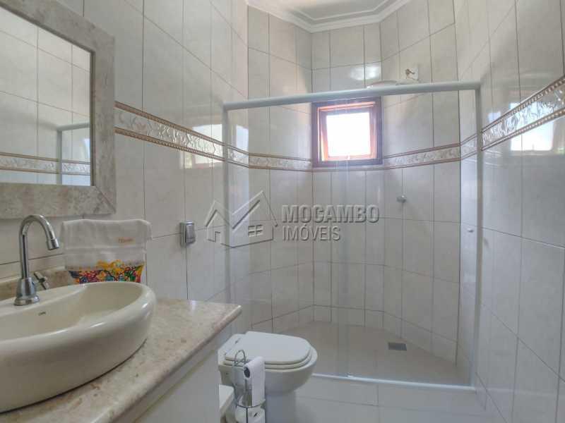 Banheiro social - Casa em Condomínio 3 quartos à venda Itatiba,SP - R$ 780.000 - FCCN30537 - 16