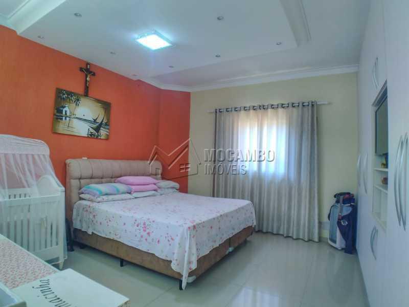 Dormitório - Casa em Condomínio 3 quartos à venda Itatiba,SP - R$ 780.000 - FCCN30537 - 17
