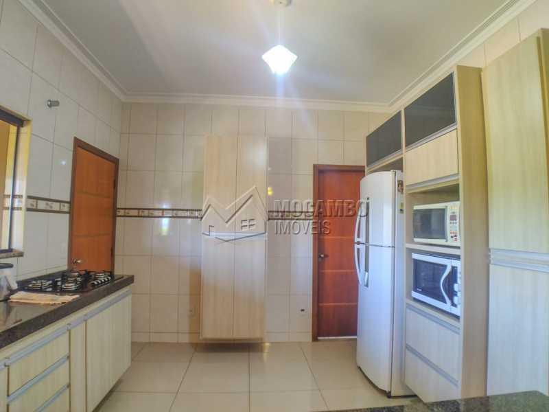 Cozinha - Casa em Condomínio 3 quartos à venda Itatiba,SP - R$ 780.000 - FCCN30537 - 13