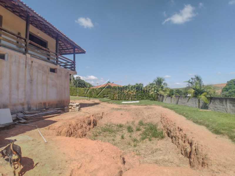 Espaço para piscina - Casa em Condomínio 3 quartos à venda Itatiba,SP - R$ 780.000 - FCCN30537 - 26