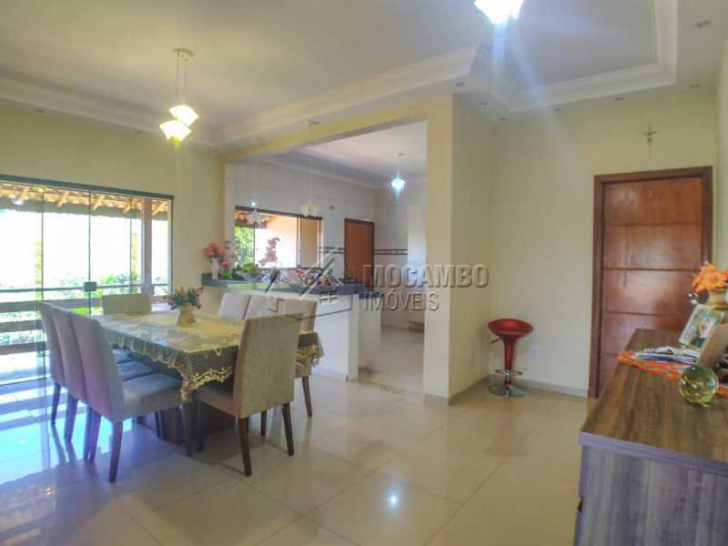 Jantar - Casa em Condomínio 3 quartos à venda Itatiba,SP - R$ 780.000 - FCCN30537 - 10