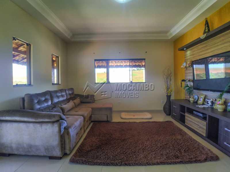 Sala - Casa em Condomínio 3 quartos à venda Itatiba,SP - R$ 780.000 - FCCN30537 - 6