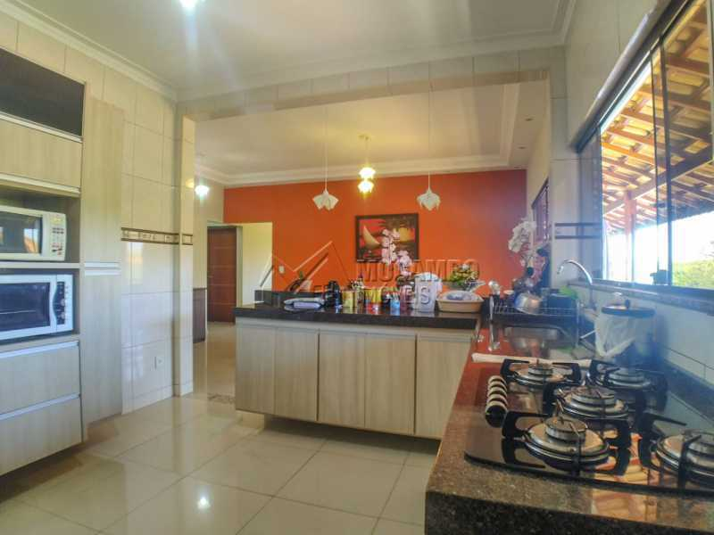 Cozinha planejada - Casa em Condomínio 3 quartos à venda Itatiba,SP - R$ 780.000 - FCCN30537 - 11