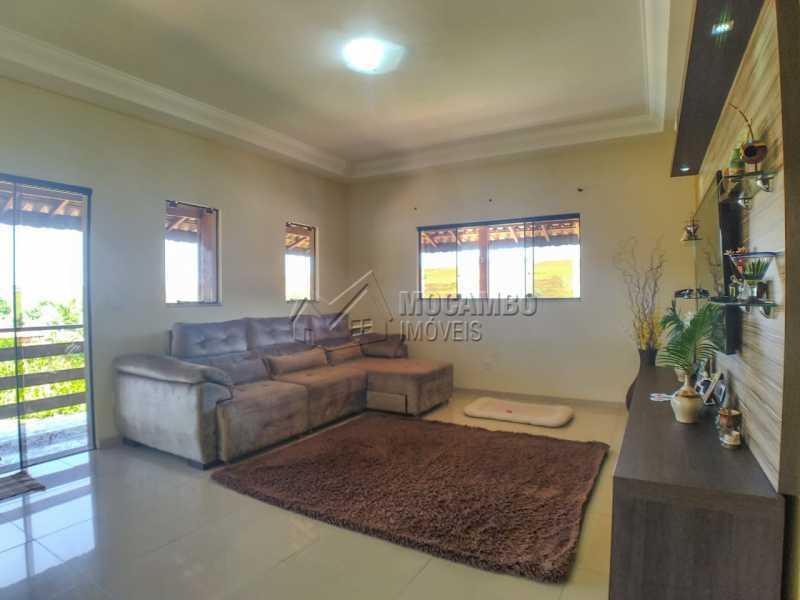 Sala - Casa em Condomínio 3 quartos à venda Itatiba,SP - R$ 780.000 - FCCN30537 - 4