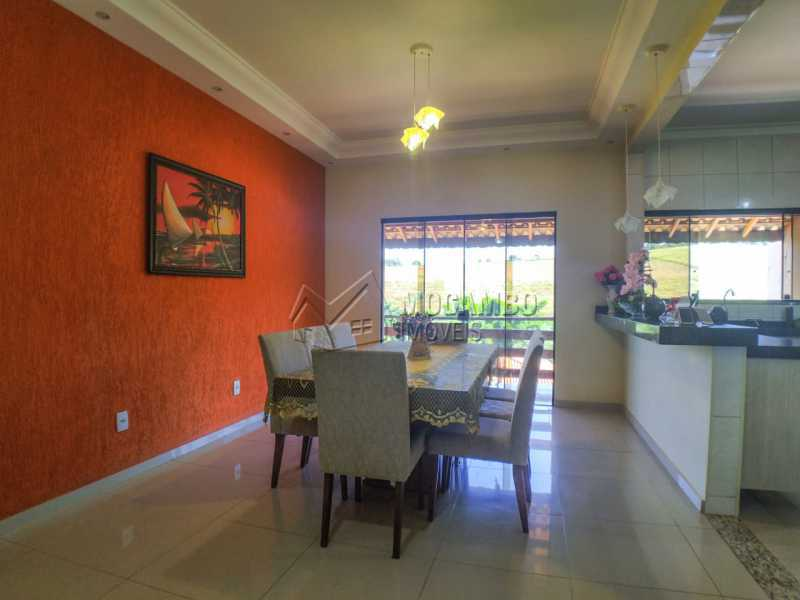 Jantar - Casa em Condomínio 3 quartos à venda Itatiba,SP - R$ 780.000 - FCCN30537 - 9