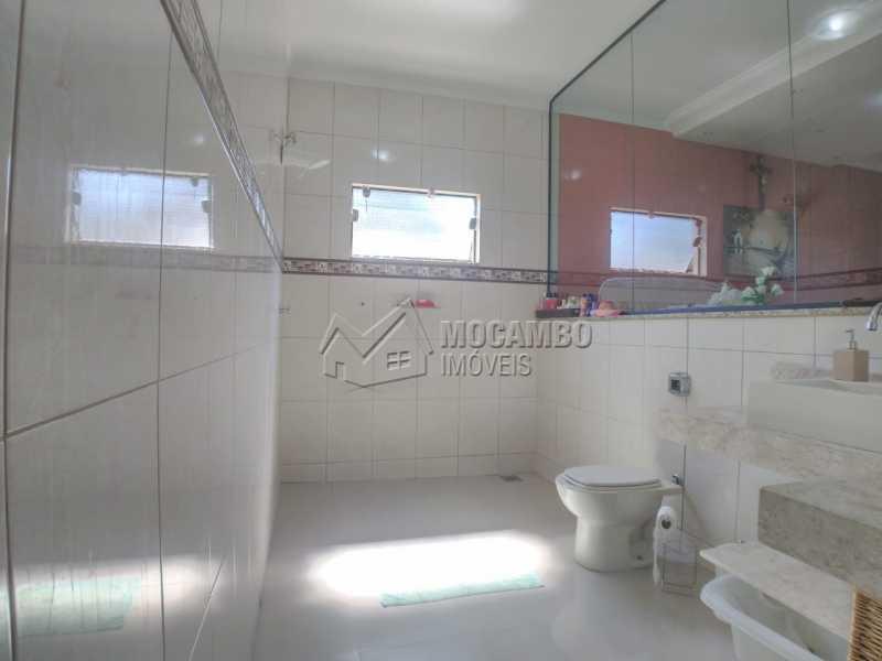 Banheiro suíte - Casa em Condomínio 3 quartos à venda Itatiba,SP - R$ 780.000 - FCCN30537 - 19