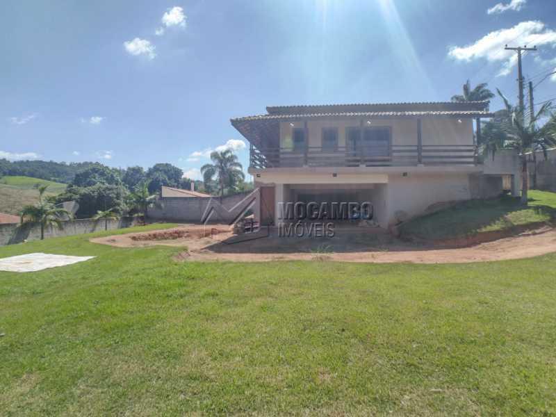 Quintal - Casa em Condomínio 3 quartos à venda Itatiba,SP - R$ 780.000 - FCCN30537 - 24