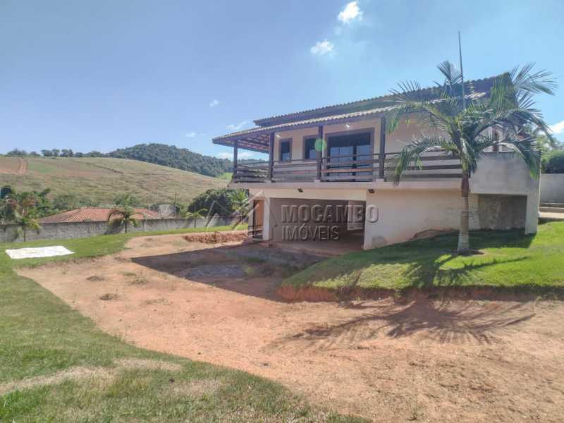 Entrada - Casa em Condomínio 3 quartos à venda Itatiba,SP - R$ 780.000 - FCCN30537 - 1