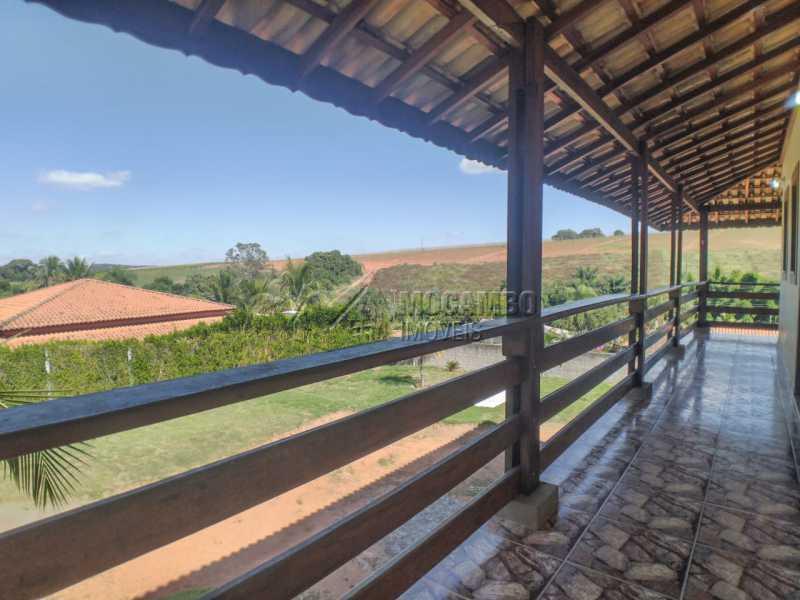 Varanda - Casa em Condomínio 3 quartos à venda Itatiba,SP - R$ 780.000 - FCCN30537 - 15