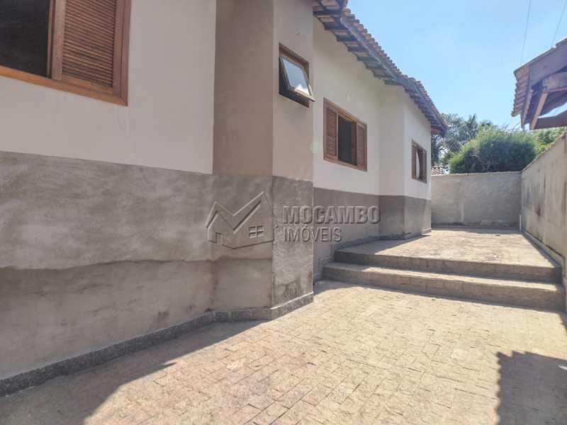 Entrada social - Casa em Condomínio 3 quartos à venda Itatiba,SP - R$ 780.000 - FCCN30537 - 3