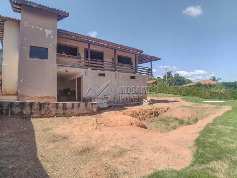 Quintal - Casa em Condomínio 3 quartos à venda Itatiba,SP - R$ 780.000 - FCCN30537 - 25