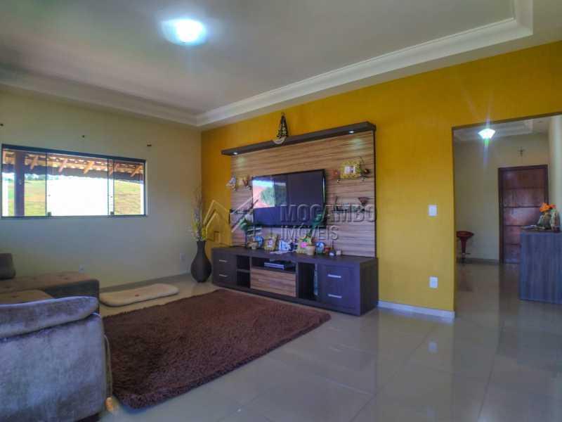 Sala - Casa em Condomínio 3 quartos à venda Itatiba,SP - R$ 780.000 - FCCN30537 - 7