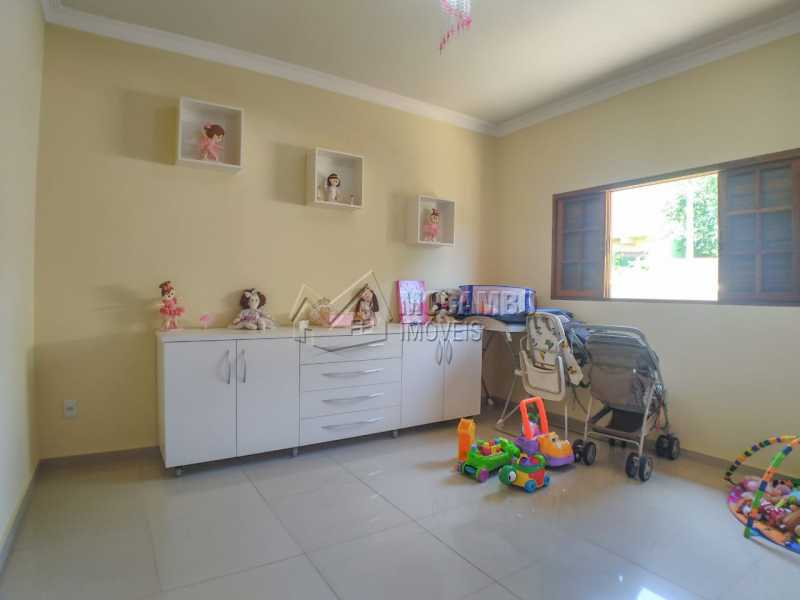 Dormitório - Casa em Condomínio 3 quartos à venda Itatiba,SP - R$ 780.000 - FCCN30537 - 22