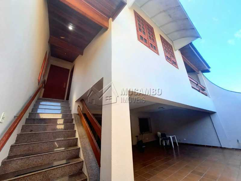 Entrada - Casa 5 quartos para alugar Itatiba,SP - R$ 3.200 - FCCA50029 - 1