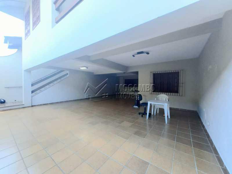 Garagem - Casa 5 quartos para alugar Itatiba,SP - R$ 3.200 - FCCA50029 - 3