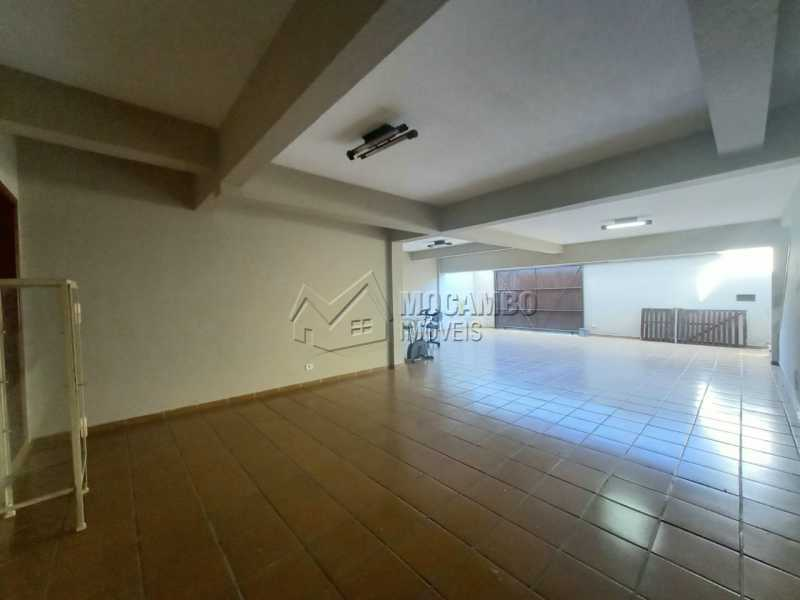Garagem - Casa 5 quartos para alugar Itatiba,SP - R$ 3.200 - FCCA50029 - 4
