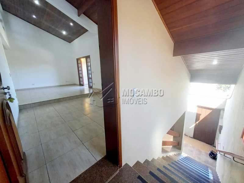 Entrada social - Casa 5 quartos para alugar Itatiba,SP - R$ 3.200 - FCCA50029 - 5
