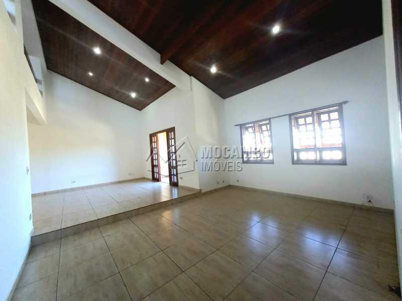 Sala - Casa 5 quartos para alugar Itatiba,SP - R$ 3.200 - FCCA50029 - 6