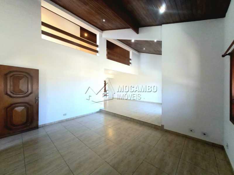 Sala - Casa 5 quartos para alugar Itatiba,SP - R$ 3.200 - FCCA50029 - 7