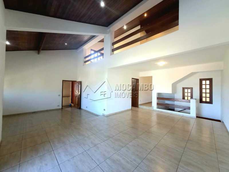 Sala - Casa 5 quartos para alugar Itatiba,SP - R$ 3.200 - FCCA50029 - 8