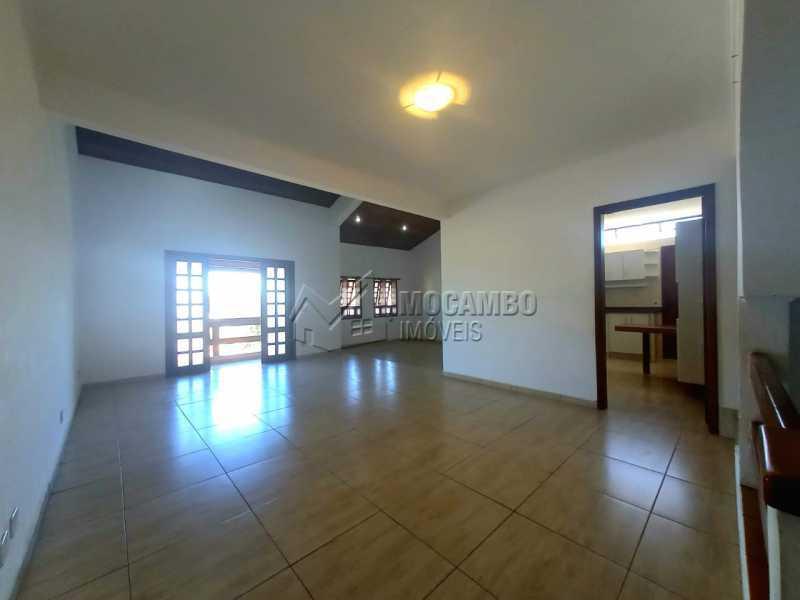 Sala - Casa 5 quartos para alugar Itatiba,SP - R$ 3.200 - FCCA50029 - 9