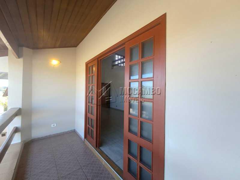 Sacada - Casa 5 quartos para alugar Itatiba,SP - R$ 3.200 - FCCA50029 - 10