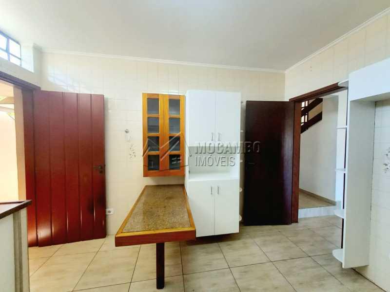 Cozinha - Casa 5 quartos para alugar Itatiba,SP - R$ 3.200 - FCCA50029 - 12