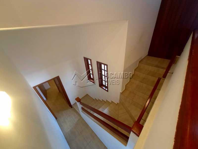Acesso ao mezanino - Casa 5 quartos para alugar Itatiba,SP - R$ 3.200 - FCCA50029 - 14