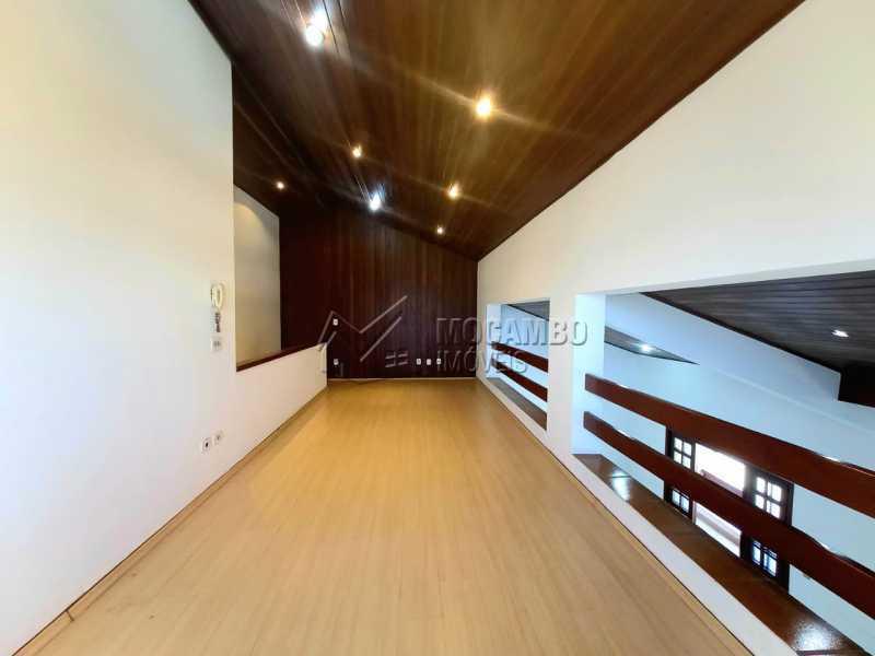 Mezanino - Casa 5 quartos para alugar Itatiba,SP - R$ 3.200 - FCCA50029 - 17