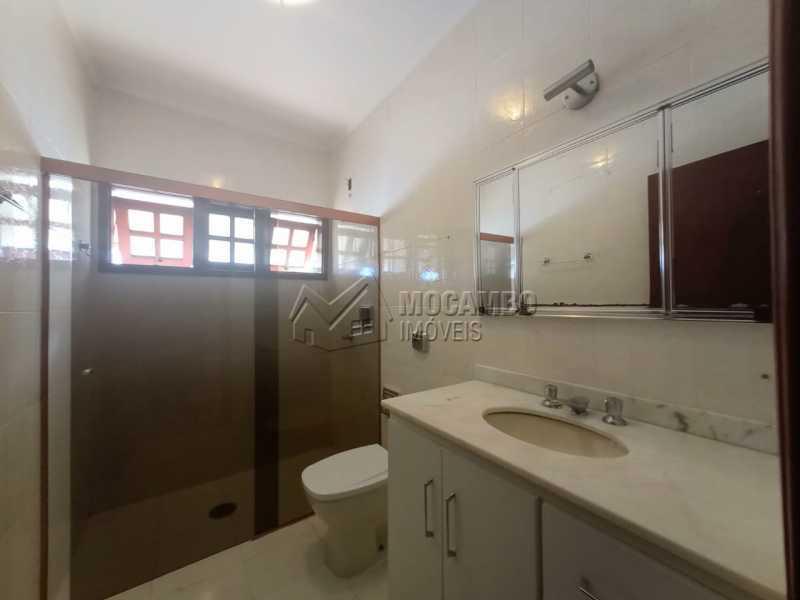 Banheiro social - Casa 5 quartos para alugar Itatiba,SP - R$ 3.200 - FCCA50029 - 18
