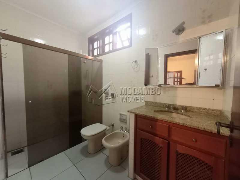 Banheiro da Suíte - Casa 5 quartos para alugar Itatiba,SP - R$ 3.200 - FCCA50029 - 25