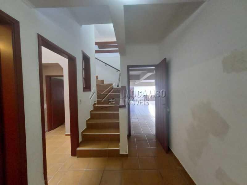Hall piso inferior - Casa 5 quartos para alugar Itatiba,SP - R$ 3.200 - FCCA50029 - 26