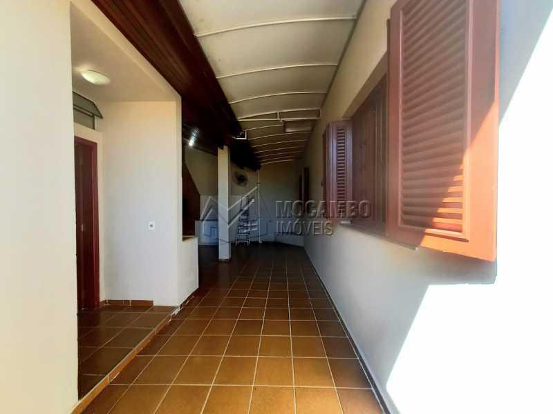 Area da churrasqueira - Casa 5 quartos para alugar Itatiba,SP - R$ 3.200 - FCCA50029 - 30