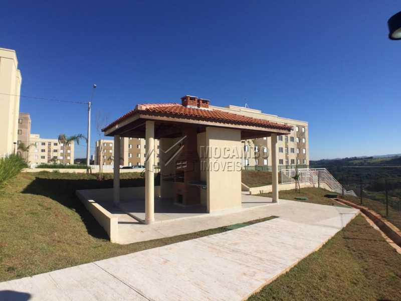 14 - Apartamento 2 quartos à venda Itatiba,SP - R$ 190.000 - FCAP21261 - 5