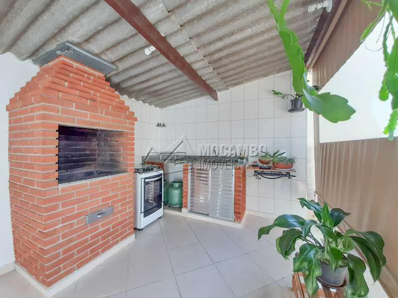 Área Gourmet. - Casa 2 quartos à venda Itatiba,SP - R$ 365.000 - FCCA21477 - 12