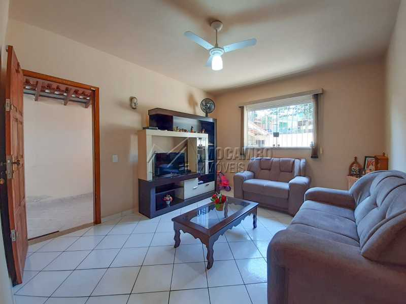 Sala. - Casa 2 quartos à venda Itatiba,SP - R$ 365.000 - FCCA21477 - 1
