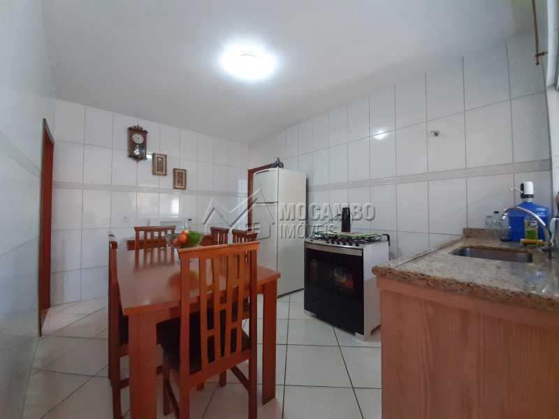 Cozinha - Casa 2 quartos à venda Itatiba,SP - R$ 365.000 - FCCA21477 - 3