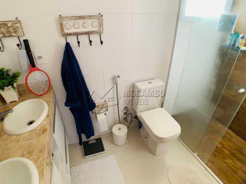 Banheiro Suíte  - Casa em Condomínio 3 quartos à venda Itatiba,SP - R$ 850.000 - FCCN30538 - 18