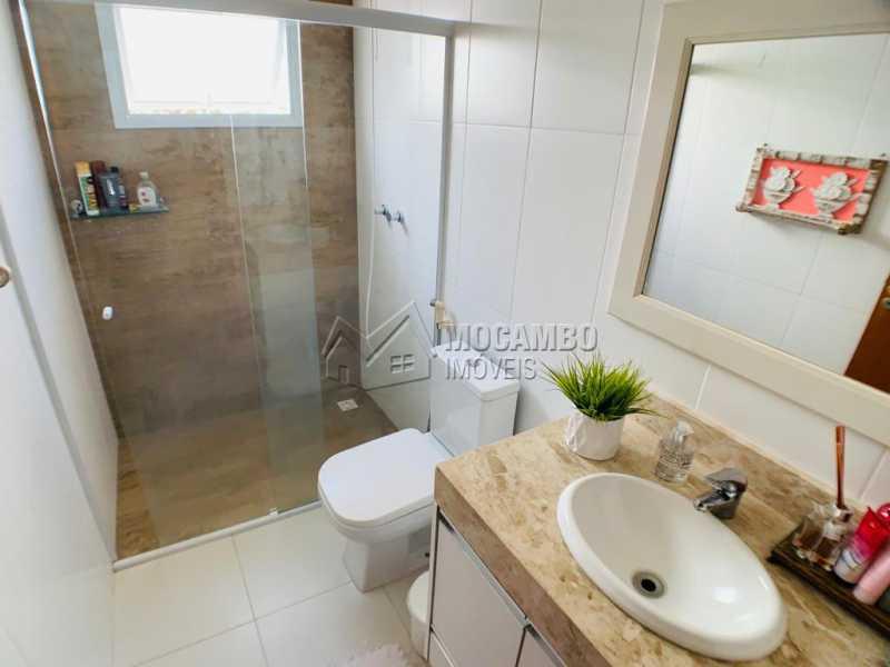 Banheiro - Casa em Condomínio 3 quartos à venda Itatiba,SP - R$ 850.000 - FCCN30538 - 15