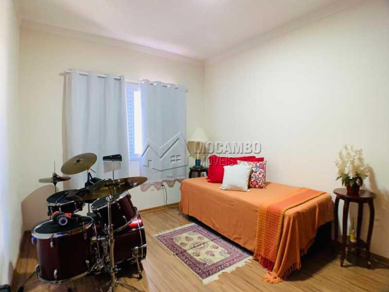 Dormitório  - Casa em Condomínio 3 quartos à venda Itatiba,SP - R$ 850.000 - FCCN30538 - 16